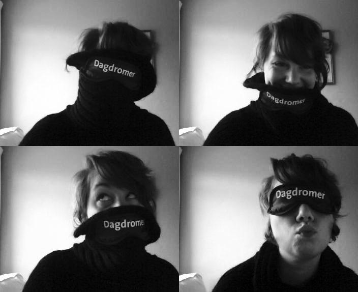 dagdromer-zwart-wit